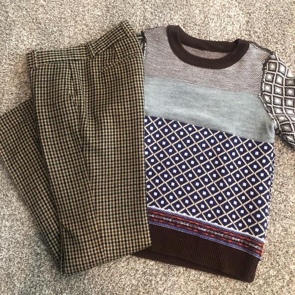 J. Crew Pants - J. Crew 100% wool trousers